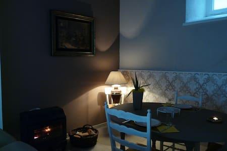 Prachtig appartment met jacuzi . - Apartament