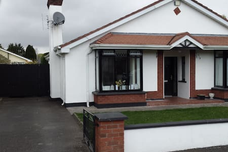 Family friendly stay - Portlaoise - Bungalow