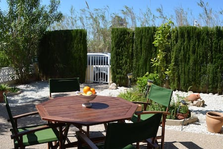 2-bedroom_private garden_beach 250m - Denia