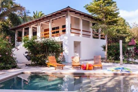 Casa Rosada Nosara  - Nosara - Cottage