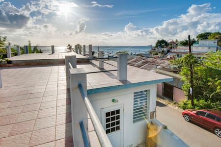 Villa Indigo*Stunning View*W/SUV - Vieques - Casa