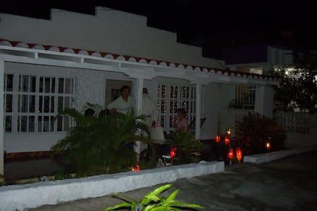 Casa Campestre a 5 minutos del mar - Ház