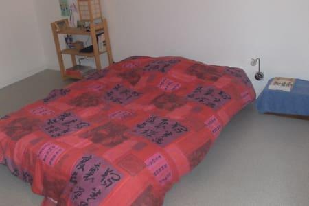 chambre dans appartement de100m² - Appartamento