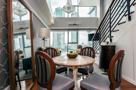 New! Sophisticated 1BR Greenbelt Loft w/ View! - Condominium