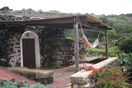"Dammuso Pantelleria ""Rekhale"" - Scauri - Apartment"