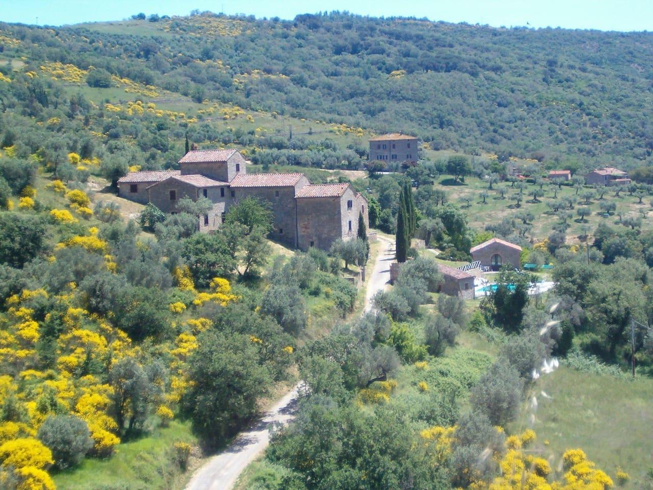 Monteluce - Aratro Passignano