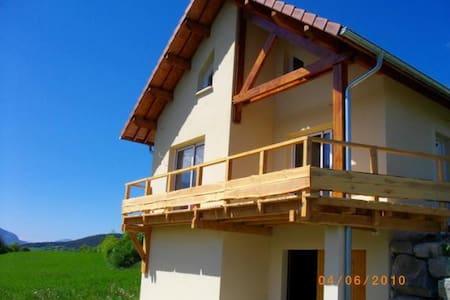 Maison ambiance chalet - Champsaur - House
