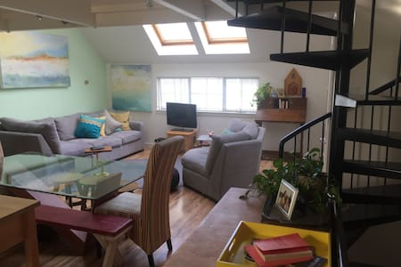 Charming Condo, Amazing Neighborhood - Berkeley - Appartement en résidence