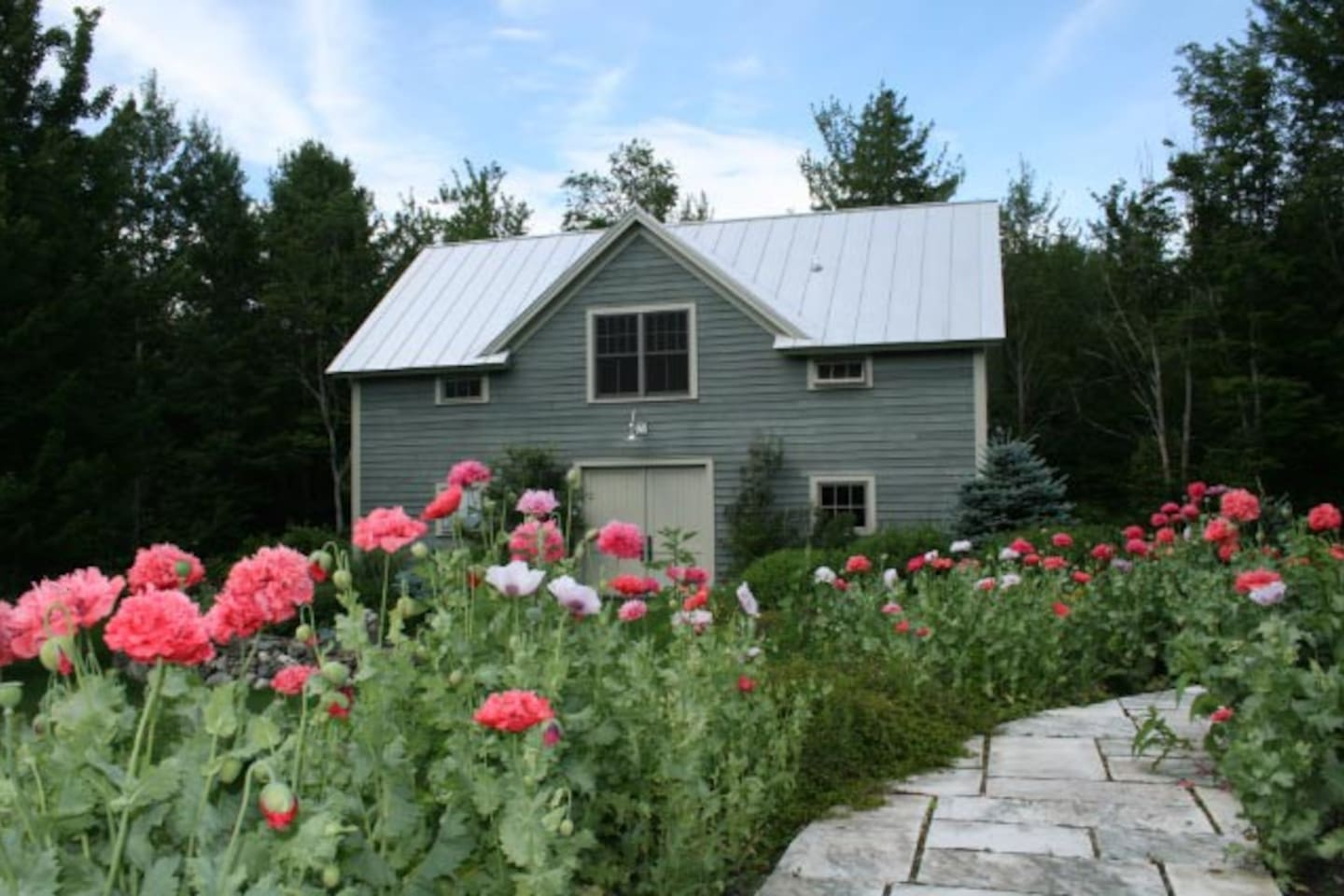 Luxury Barn Apt. Near Middlebury,VT