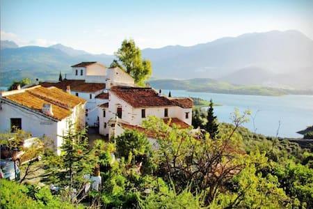 Casa Hombre Verde - Los Castillejos - Los Romanes - Villa