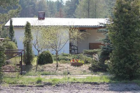 Lovely little house - Brusy Wybudowanie - Cottage