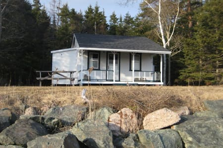 Cottage on Spectacular Bay of Fundy - Almhütte
