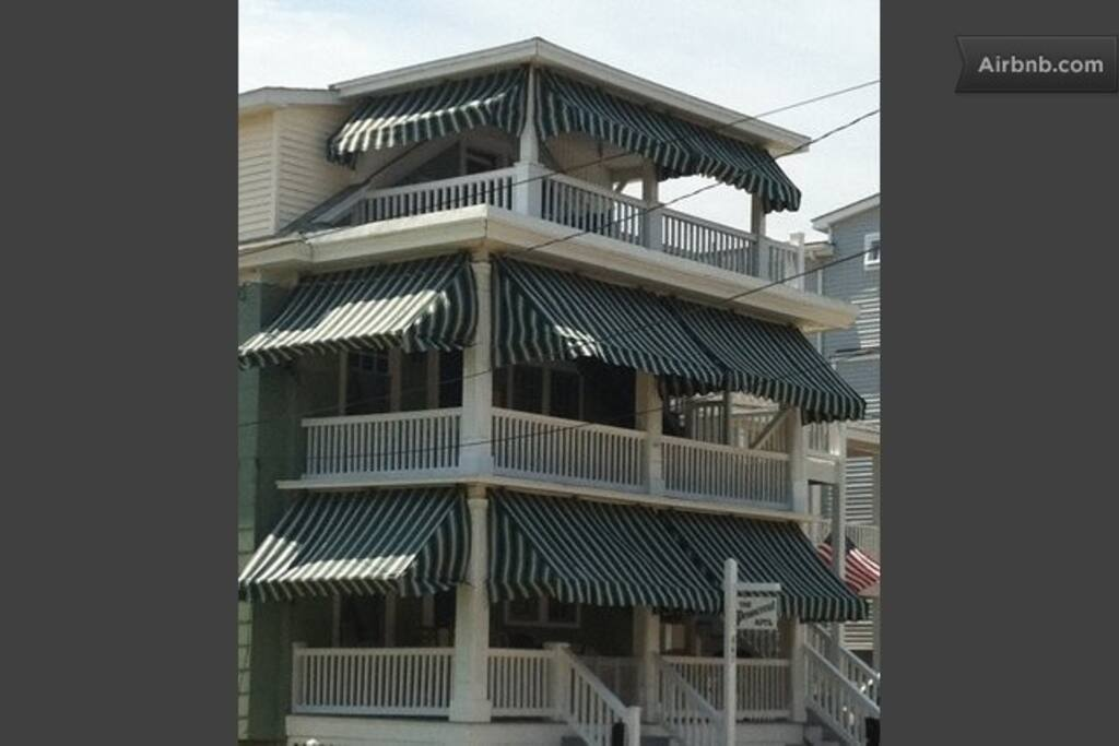 Classic Beach Vacation House