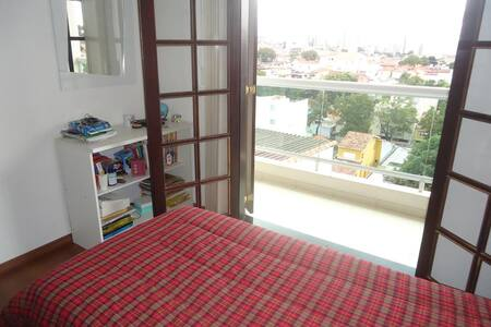 Beds and room in Santo André