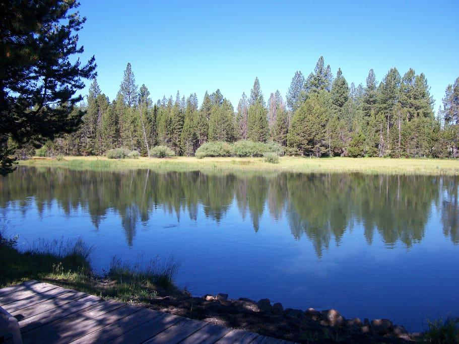 Deschutes River Vacation Rental