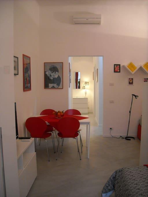 Comfortable and cozy studio