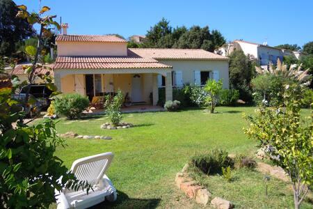 CORSE du SUD Villa  Mer et Montagne - BASTELICACCIA - Rumah
