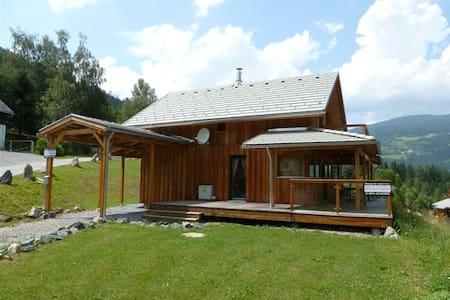 Chalet Alpenglöckchen - Stadl an der Mur - Dağ Evi