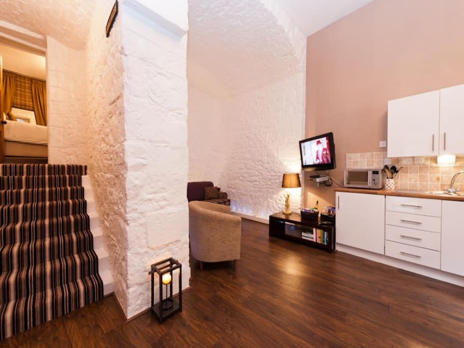 Quirky Livingspace with our very own close!