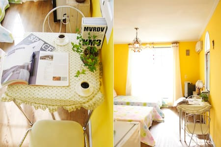 Beautiful 1BD room & Cafe - House