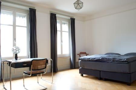 B&B Fleury's, Perzel room, 30 m2 - Berne - Bed & Breakfast