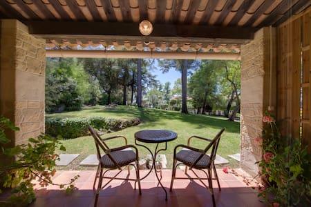 Provencal Villa Ave panoramic view - Villefranche-sur-Mer - Villa