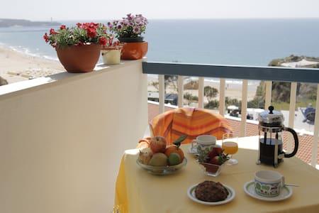 Sea View Studio with a big balcony