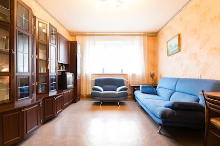 3-км.квартира на выезде к Суздалю и на Боголюбово - Apartment