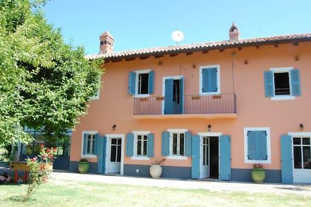 Casa di charme in Monferrato - Ombra - Ronchiesa