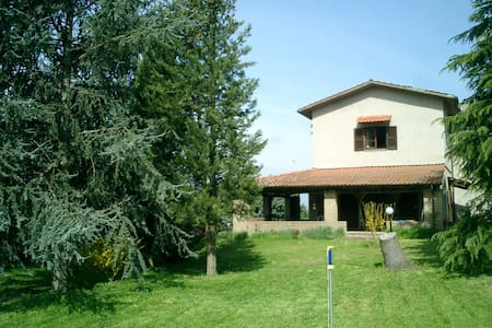 Quinta Luna, Italian Farmhouse - Acquapendente - House