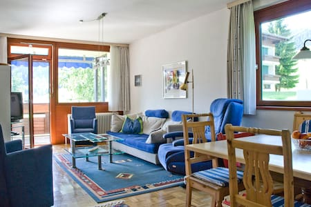Awesome alpine view/cozy apartment for 2-7 persons - Flat