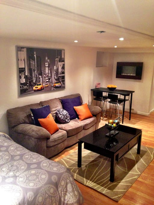 *Studio flat near Manhattan, NYC!