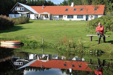 Alt det bedste mellem hav og fjord  - Brovst - Hus
