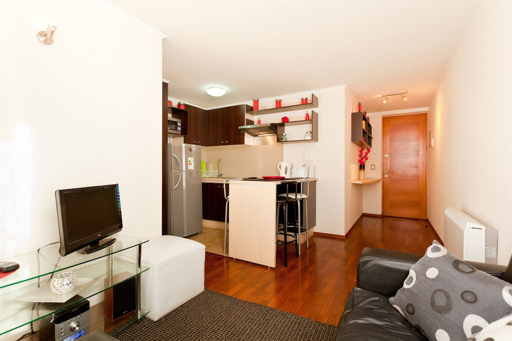Charming Apartment , 2 Bedrooms