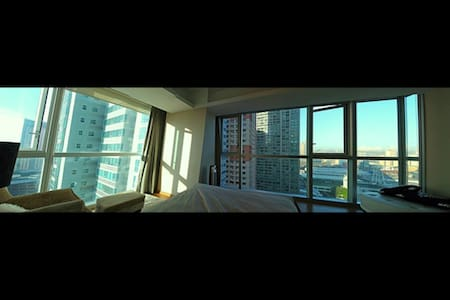 Luxury 1BR @ Shangri-la, Ortigas - Appartement