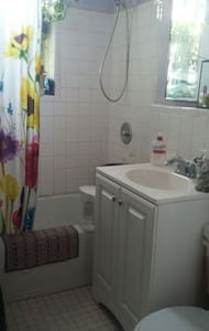 Cozy and bright one bedroom . - Bronx - Appartamento