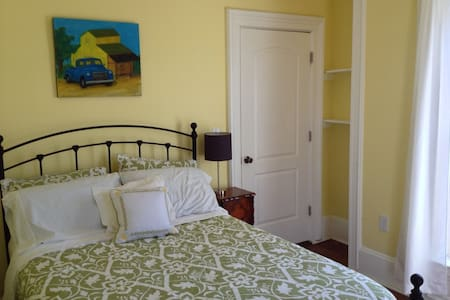 Netherfield Natural Farm (Mary room) - Fontana - Bed & Breakfast