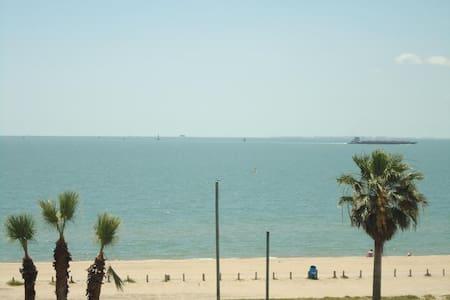 Beach Front Condo-Corpus Christi - Corpus Christi - Apartamento