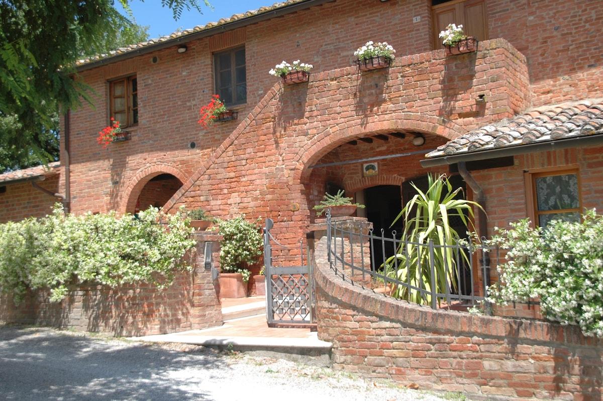 Affitto appartamento a La Mata Montepulciano
