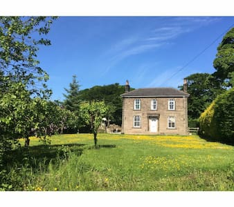 Georgian Country House, Derbyshire - Wingerworth - House