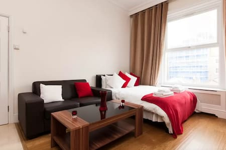 Nice Studio Close to Musuems S9 - London - Lejlighed