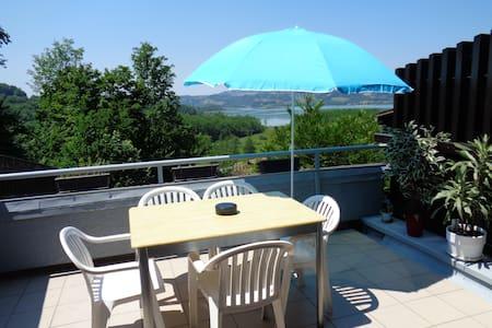 Appartement avec vue sur le lac - Aiguebelette-le-Lac