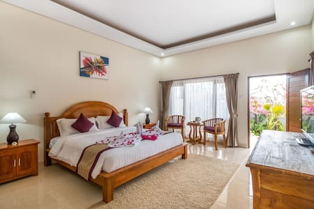 1Bedroom double room Padma Kumala - Bungalow