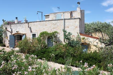 Masseria Landolina Puglia with private pool - Castellana grotte