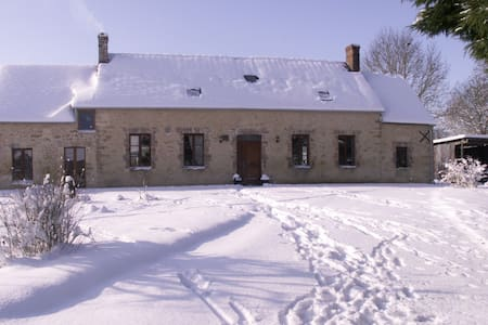 Traditional stone farmhouse - Haus