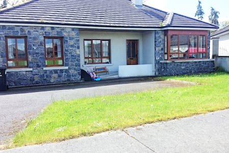 Cluny Beg , Self rental - Shannon Harbour - Talo