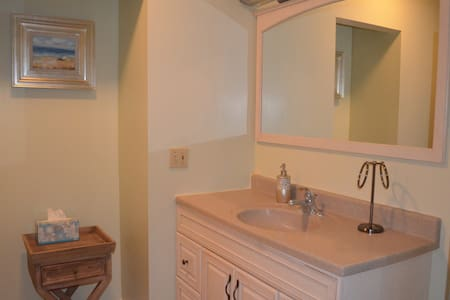 Large en-suite near SFO airport - San Bruno - 公寓