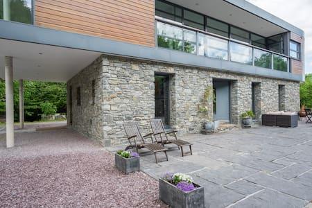 Designer Luxury in the Woods - Galway - Hus