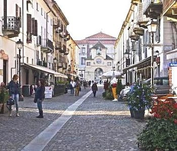 Venaria Reale Old Town - Apartment