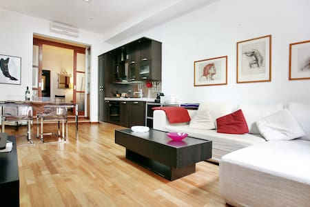 Lovely 1 bedroom flat in Florence - Florencia - Apartamento